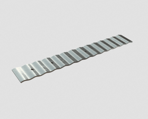 Corrugated-wall-tie