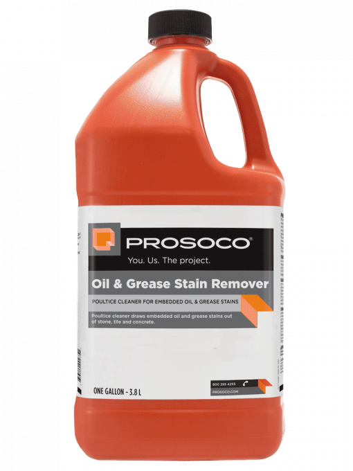 Prosoco Oil and Grease Powerful Stain Remover