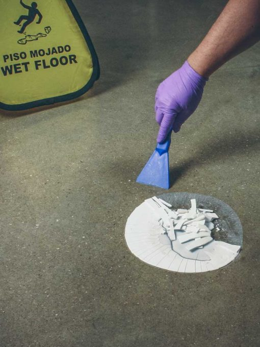 Oil-and-Grease-Stain-Remover-on-polished-concrete-floor
