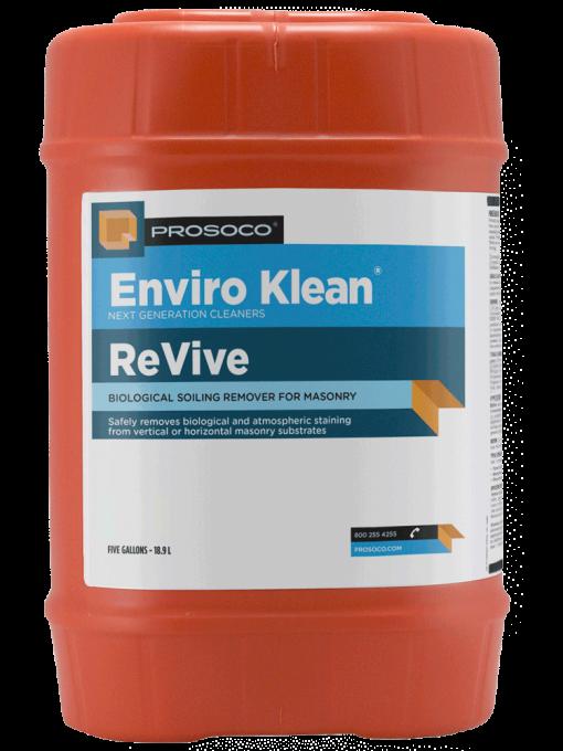 Prosoco Enviro Klean ReVive 5 gallon