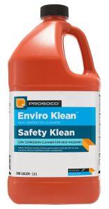 Prosoco Enviro Klean Safety Klean