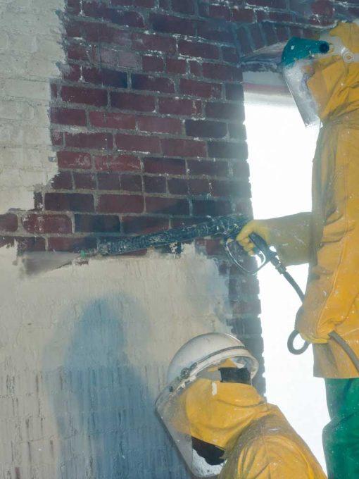 PROSOCO-heavy-duty-paint-stripper-removing-paint-interior