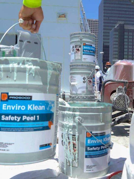 Prosoco Enviro Klean Safety Peel 1