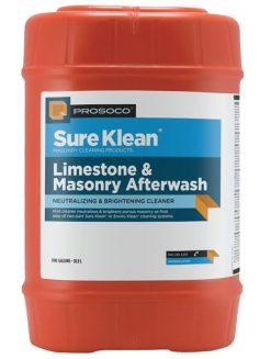 Prosoco Sure Klean Limestone and Masonry Afterwash
