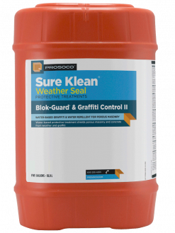 Sure Klean WS Blok Guard and Graffiti Control II