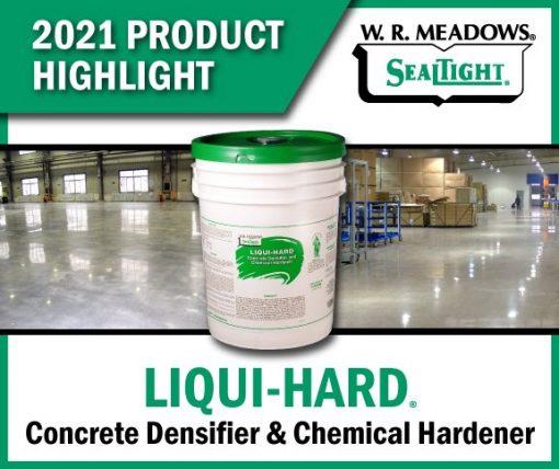WR Meadows Liquid-Hard 5gallon container logo from SMART Building Supply Cincinnati, OH