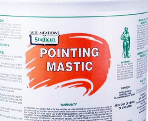 Pointing Mastic from SMART Building Supply, Cincinnati, OH
