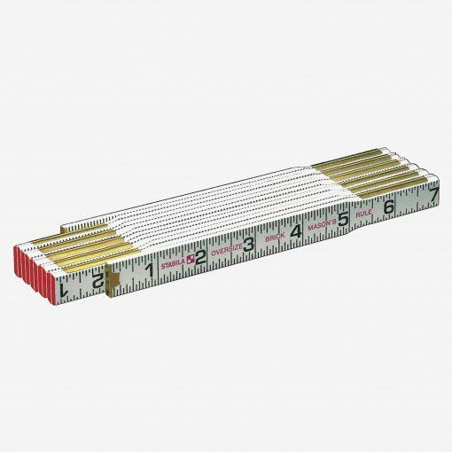 Stabila Oversized Brick Ruler