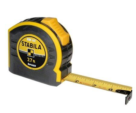 Stabila Tape Measure 27'
