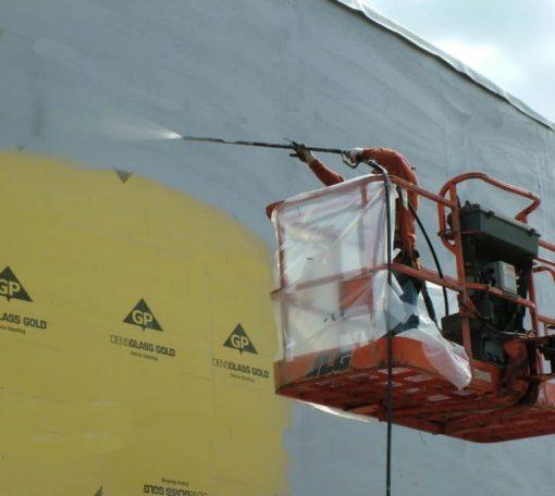Air-Shield LMP, from SMART Building Supply, Cincinnati, OH