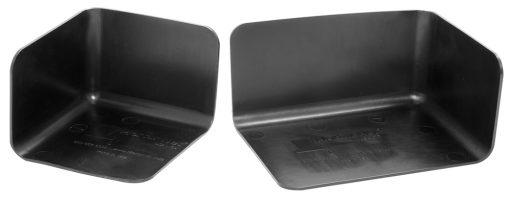 End dams pvc tpo synthetic rubber polypropylene