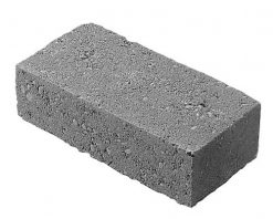 Regular Concrete Brick, from SMART Building Supply, Cincinnati, OH