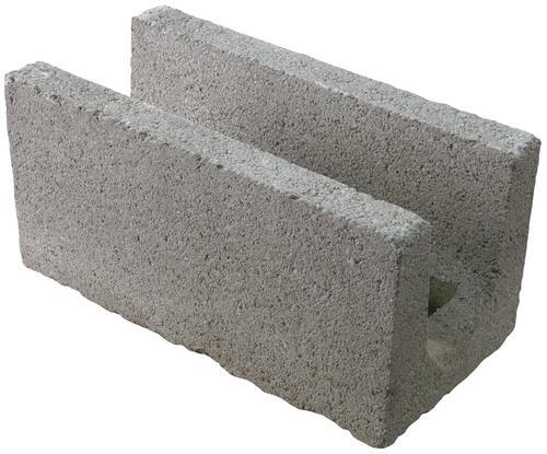 Concrete Solid Bottom Bond Beam, from SMART Building Supply, Cincinnati, OH