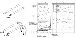 Hohmann & Barnard Weep Tube