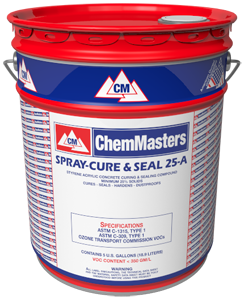 ChemMaster Spray Cure and Seal